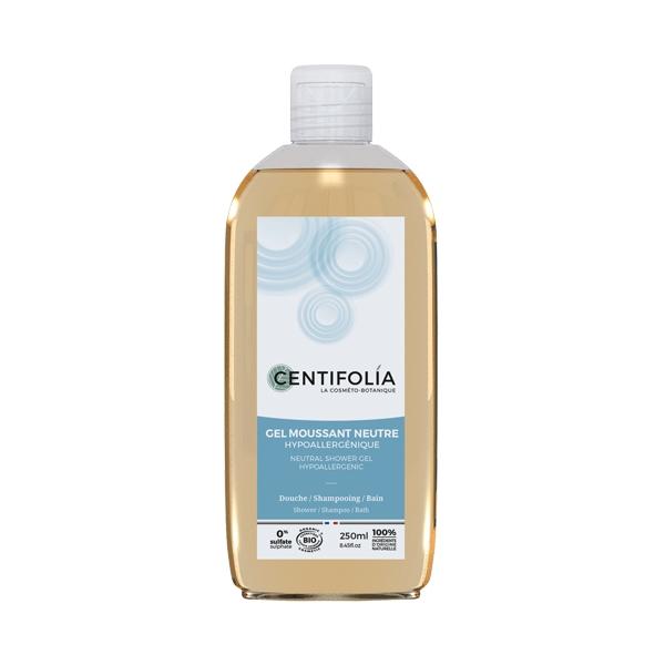 Gel mousse neutro, para pele e cabelo - Centifolia