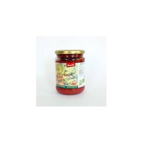 molho tomate com manjericão, 350g, Cal Valls