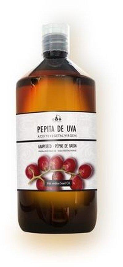 Óleo de graínha de uva, 1L, Terpenic Labs