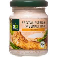 patê de rábano picante, biológico, biozentrale