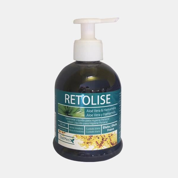 Retolise sabonete para hemorróidas, dietmed