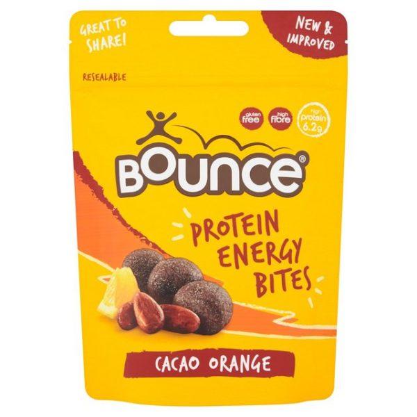 Snack proteico cacau laranja, s/ gluten, Bounce