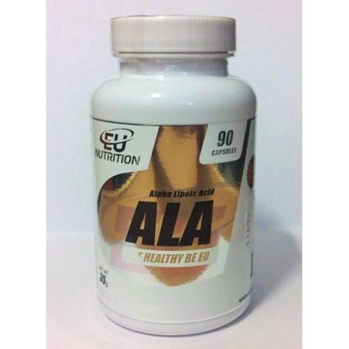 ácido alfa-lipoico 250mg, Eu Nutrition