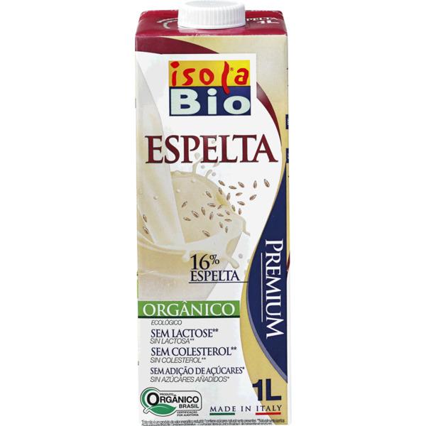 Bebida de Espelta Biológica, 1L Isola Bio
