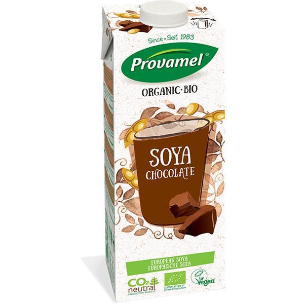 Bebida de Soja e Chocolate, Biológica, 250ml - Provamel