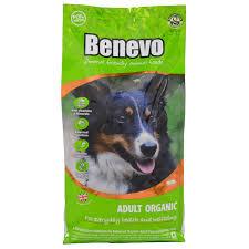 Ração seca vegan biológica, cães adultos, Benevo