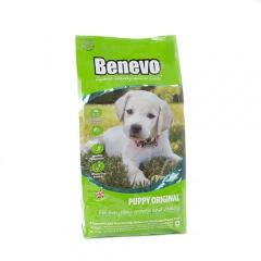 Ração seca vegan, cachorros, Benevo