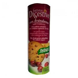Bolachas Digestivas Arandos s/ açúcar, Santiveri