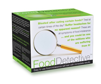 Food Detective, Teste de intolerâncias alimentares