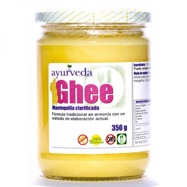 Ghee - manteiga clarificada, sem lactose, biológica
