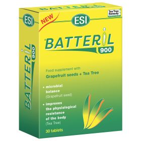 Batteril 900, Semente de toranja e tea tree