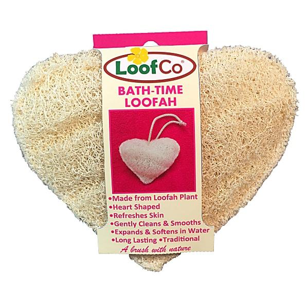 Esponja esfoliante natural para banho