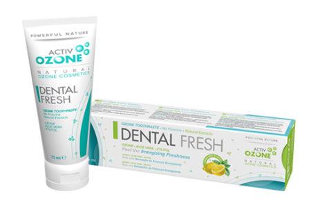 Pasta de dentes Ozono, 75ml, Activ Ozone