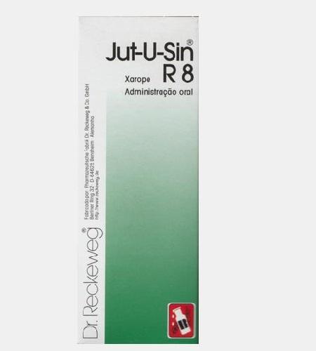 xarope-Jut-U-Sin R8, 150ML, Dr. Reckeweg