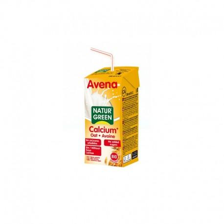 Bebida aveia c/ cálcio biológica, 200ml