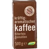 café biológico moído, para filtro, dennree