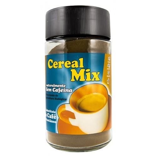 Cereal MIX, substituto café instantâneo, s/ cafeína