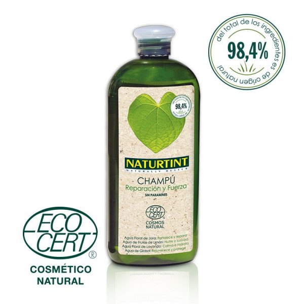 Champo natural, reparador, 330ml, Naturtint