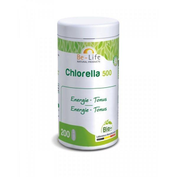 Clorela 500, 200comprimidos Be-Life