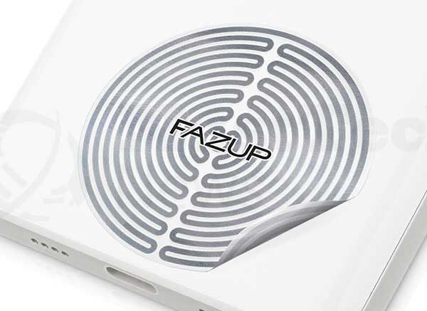 Fazup - proteção contra radiações do telemóvel