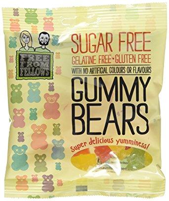 Gomas ursinhos, Sem açúcar, Free From Fellows