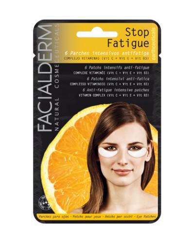 Máscara anti-olheiras e papos, Patch Stop Fatigue