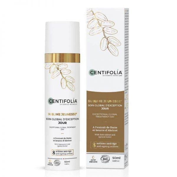 Creme anti-envelhecimento noite, bio, Centifolia