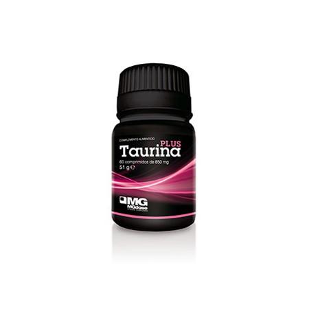 Taurina Plus, 60 comprimidos Mgdose