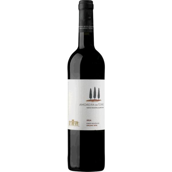 Vinho tinto biológico, Amoreira da Torre, 2016