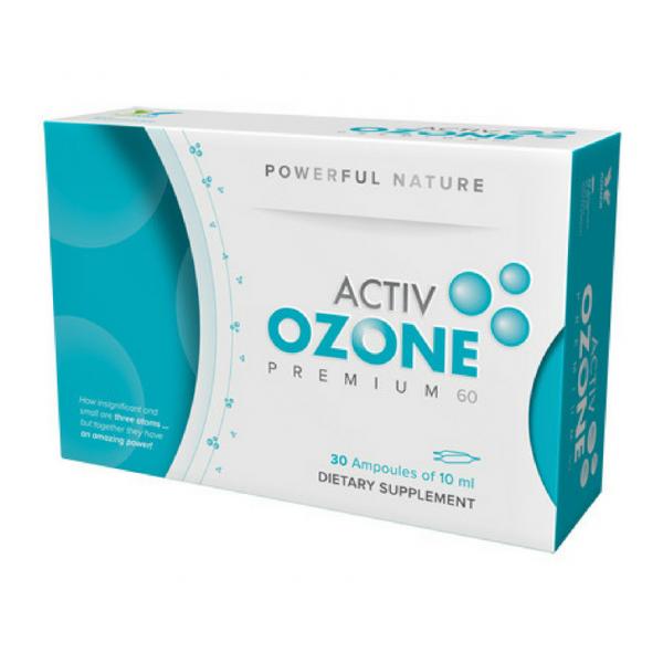 Produtos de Ozono