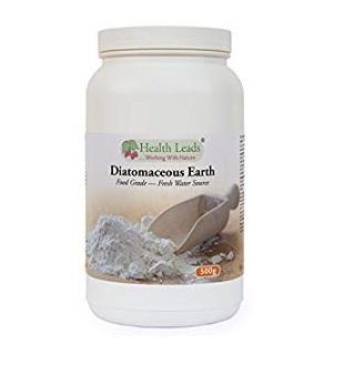 Comprar terra de diatomáceas
