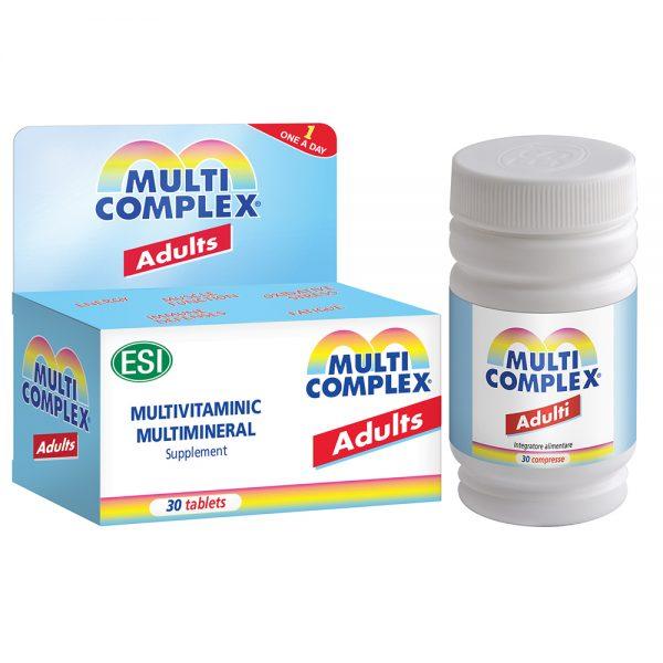 vitaminas e minerais essenciais para adultos