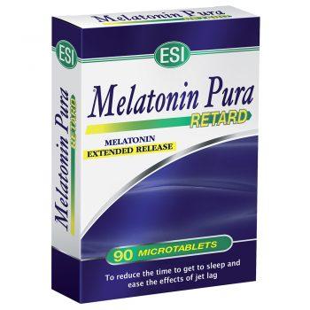 melatonina pura para melhor qualidade de sono
