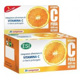 vitamina c em cápsulas de libertação lenta