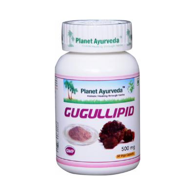 Cápsulas de gugull ou gugullipid, 100% puras
