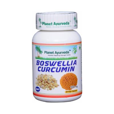 Curcumina e boswellia são usados em dores musculares e articulares