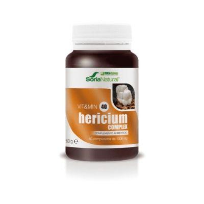 Hericium complex com vitamina C e selénio