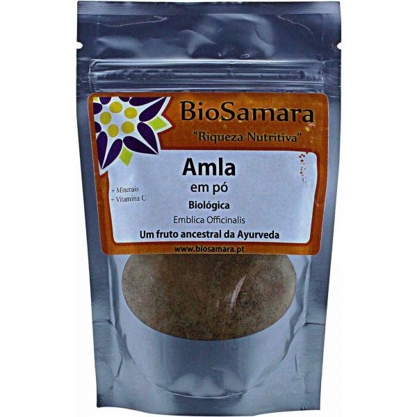 Amla é um fruto indiano rico em vitamina C