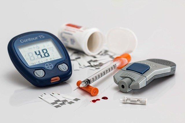 Berberina em diabetes tipo II