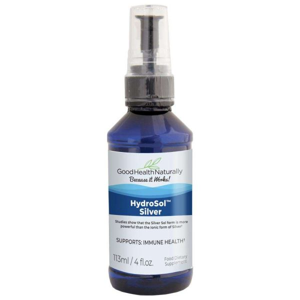 Prata coloidal para reforços sistema imunitário