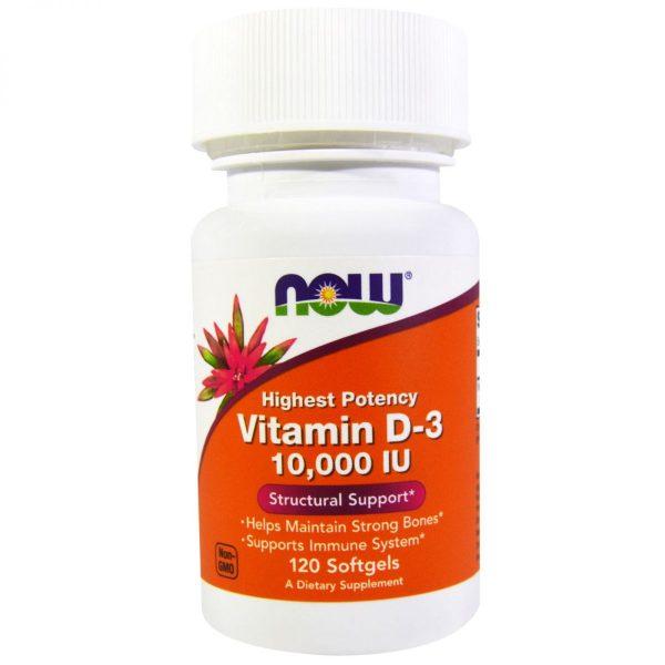 vitamina de 10 000 UI Celeiro Integral