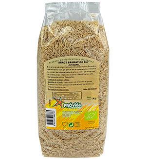 arroz basmati integral provida