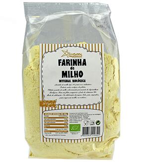 farinha de milho provida celeiro integral