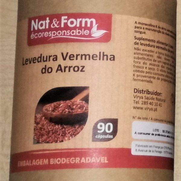 Monacolina K, de arroz vermelho, ajuda na redução do colesterol