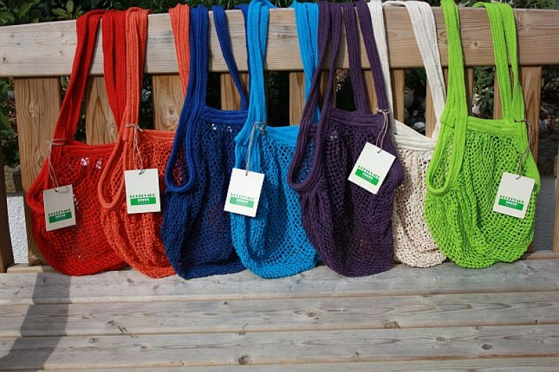 sacos de algodao reciclado